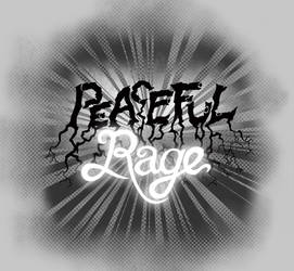 Peaceful Rage by Jeff-Drylewicz