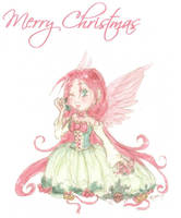 Rose's Christmas Card by Rad1986