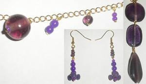 Purple Stones N + E closeup by Rad1986