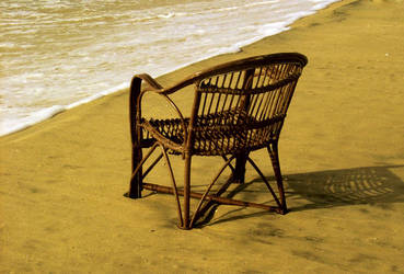 chair in sinai by marwael