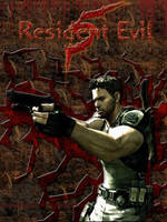 Resident Evil 5 Chris Redfield by xRedhawkAcex
