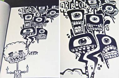 Art Block by JAYisCHINESE