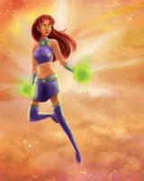 Starfire by Tambergal