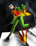 Robin by Tambergal