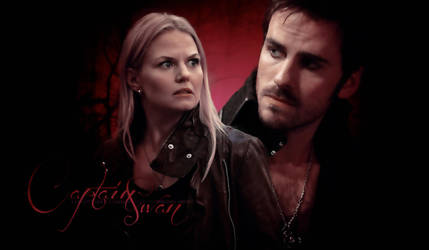 Captain Swan by QuinnFabrevans