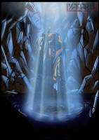Kida (Atlantis: The Lost Empire) by Kyle-A-McDonald