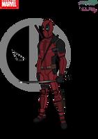 Deadpool by Kyle-A-McDonald