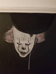 Pennywise the Dancing Clown by Kyle-A-McDonald