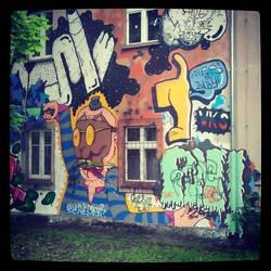 graffiti by scope66