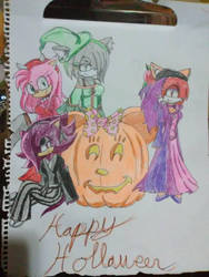 RST:. Happen Halloween  by Hellrazer544