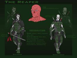 Reaper - Revolution by ThePsychoArtist
