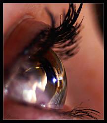 weird eye by sicknonsens