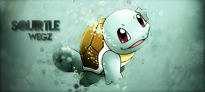 Squirtle by Wegzi