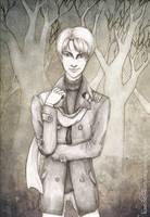 Draco Malfoy by Kaede--kun