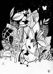Little catcher by Kaede--kun
