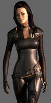 Miranda Lawson - Full Body by JeanLuc761