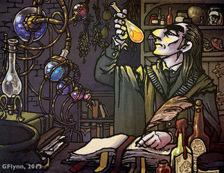 Potions master by snoot