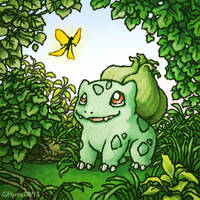 Bulbasaur by snoot