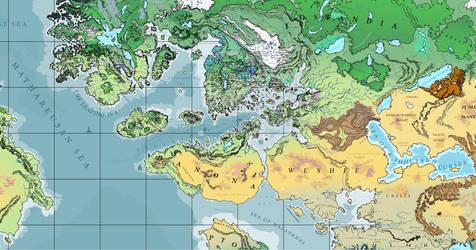 World of Asdar WEST by Asdaricus