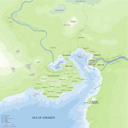 Map of Greater Bryndyd and Environs v1.0 by Asdaricus