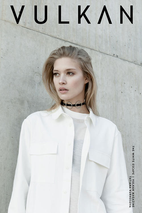 The white escape by tatianakurnosova