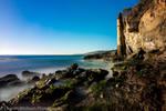 Laguna Beach Pirate Tower by CharlesWb
