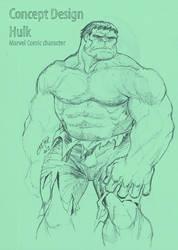 MY Boy_Hulk by namreh72