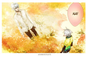 Karoku and Nai by MrCheshire