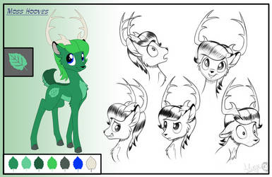 Moss Hooves reference by Sirzi