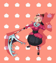 Cookie, the Witch of the Candy House by ChristianOpina