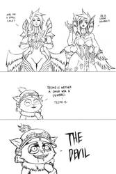 What is a Yordle? by ChristianOpina