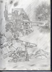 Warhammer 40k: Sentinal by AfterUltimatum