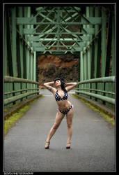 On the bridge by boydphotography
