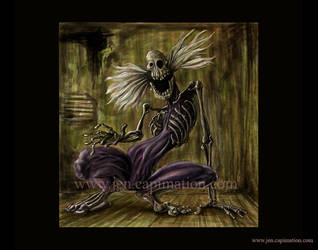 abandoned house by smashy-bone
