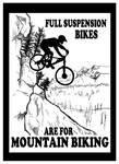 mountain bikes by smashy-bone