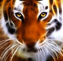 Fracti Tiger by m3-k3