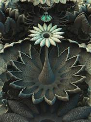 Floating Lotus by EyesOfAcheron