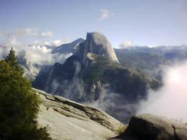 Amazing Half Dome 2 by Yosemite-Stories