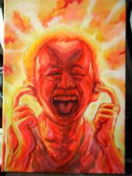 HA! fire works! by bungot