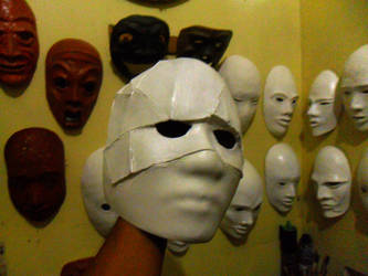 full mask by bungot