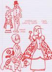 camilla and edmund by scarechan