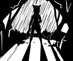 [inktober] Day 27. Thunder by Amasoken