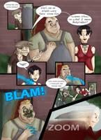 X-Men Evolution Comic pg 4 by SketchytheScribbler