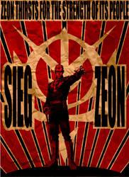 Sieg Zeon by Skullyvan89