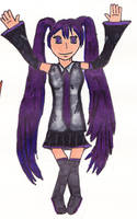 purple vocaloid by tawnie8376