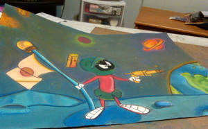 marvin the martian by tawnie8376