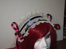 lolita headress by tawnie8376