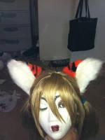 tiger ears by tawnie8376