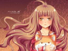 Sweet Tsundere, Koyuki by kimgabydesu