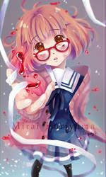 Senpai, I have no time.. by kimgabydesu